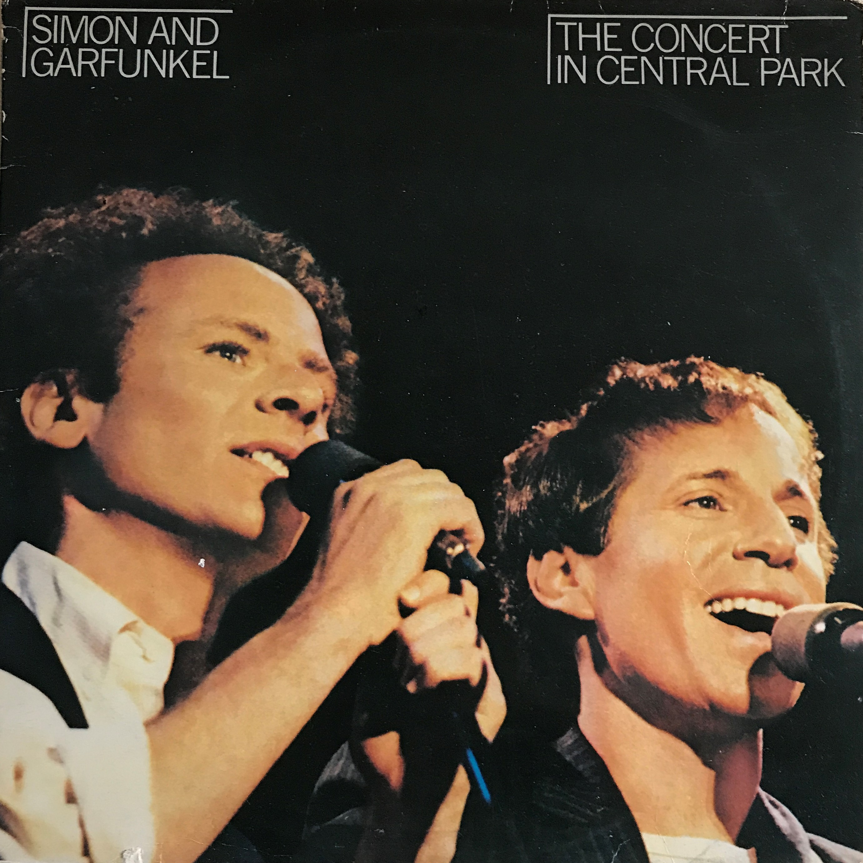 #1198 Simon & Garfunkel – Concert in Central Park