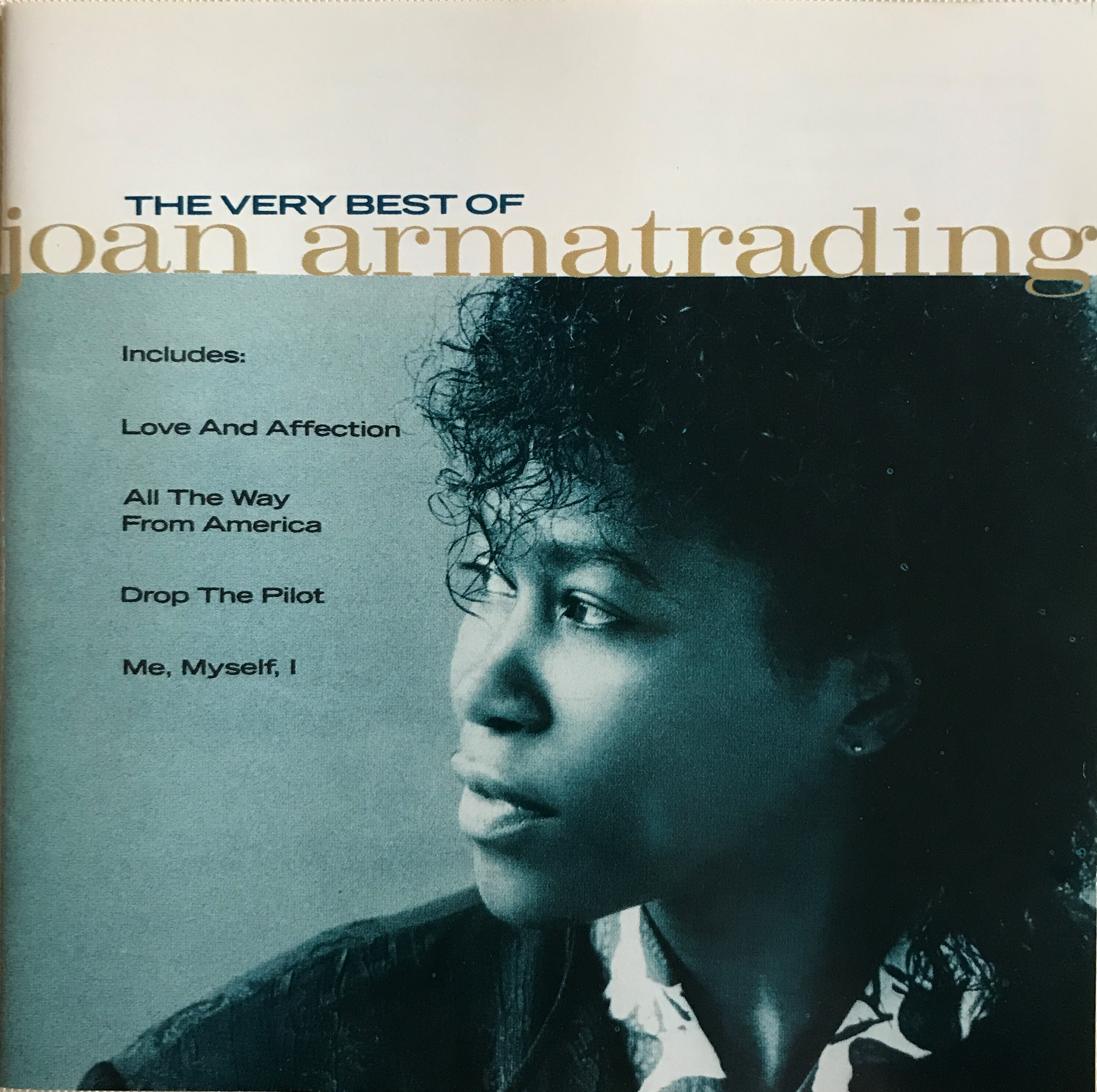 #47 Joan Armatrading – The Very Best Of
